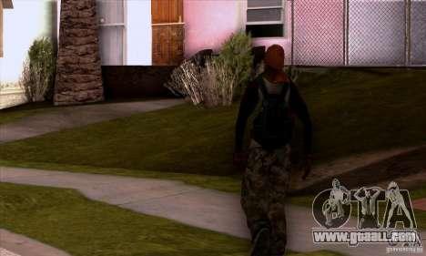 Pirate for GTA San Andreas third screenshot