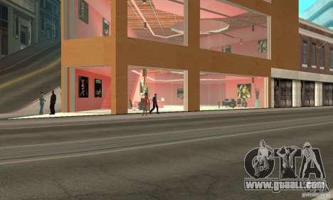 Otto Sport Car for GTA San Andreas second screenshot