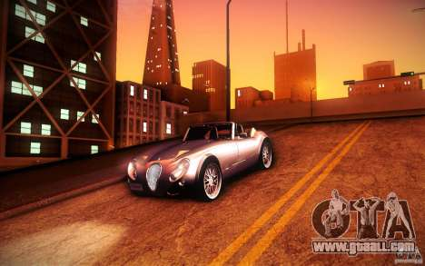 Wiesmann MF3 Roadster for GTA San Andreas side view