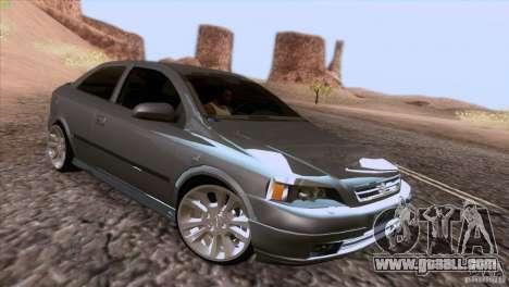 Opel Astra G 2.0 1.6V for GTA San Andreas