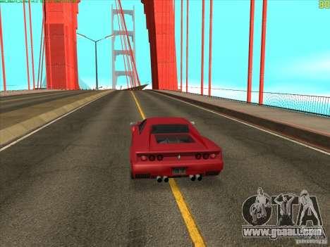 Takomskij Bridge (Tacoma Narrows Bridge) for GTA San Andreas third screenshot