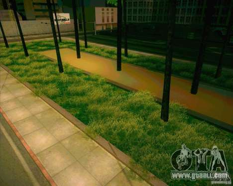 New textures All Saints General Hospital for GTA San Andreas third screenshot