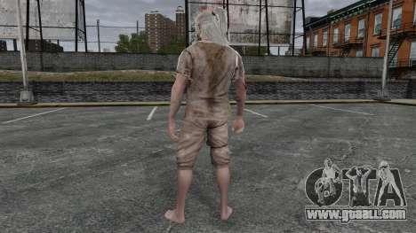 Geralt of Rivia v6 for GTA 4 third screenshot