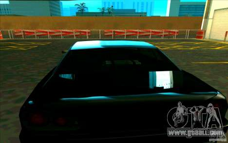 Qualitative Enbseries for GTA San Andreas second screenshot