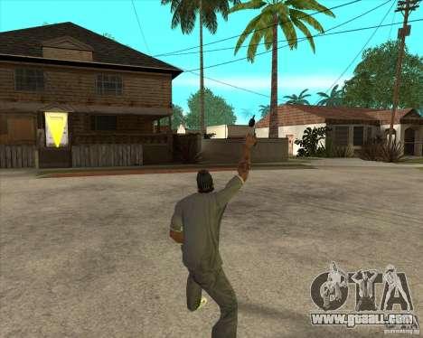 Gta IV weapon anims for GTA San Andreas third screenshot