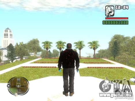 Niko Avatar for GTA San Andreas second screenshot