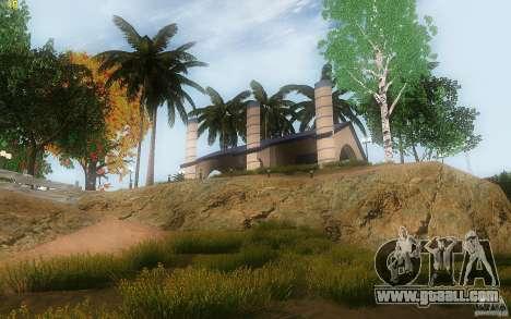 New Country Villa for GTA San Andreas seventh screenshot