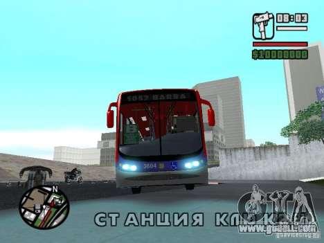 Busscar Urbanuss Pluss VW 17-230 EOD Alongado for GTA San Andreas left view