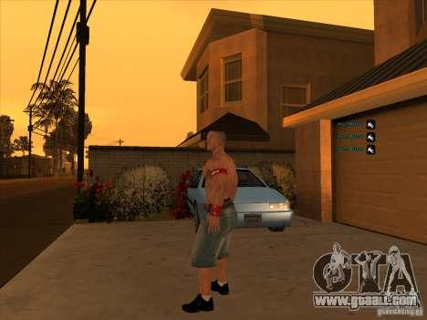 John Cena for GTA San Andreas