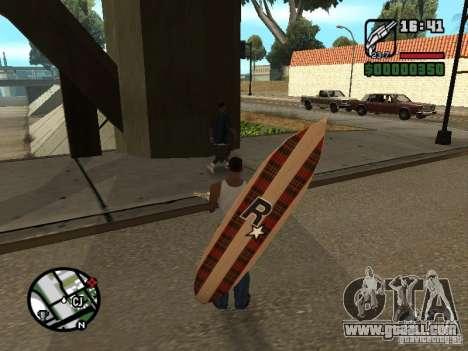 Cerf for GTA San Andreas third screenshot