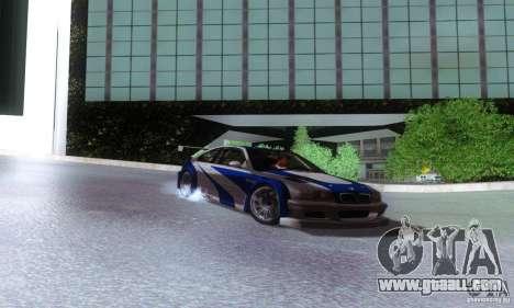 iPrend ENBSeries v1.1 BETA for GTA San Andreas third screenshot