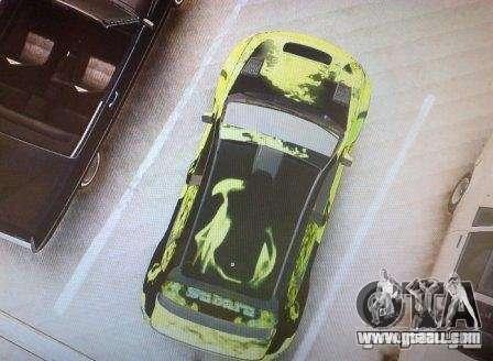 Subaru Impreza WRX for GTA 4 back left view