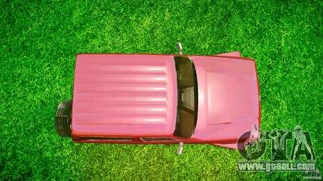 Toyota Land Cruiser 4.5 V2 for GTA 4 right view