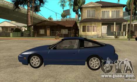 Nissan 240sx - Stock for GTA San Andreas left view