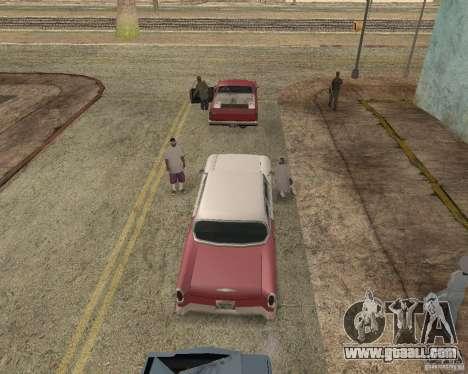 More Hostile Gangs 1.0 for GTA San Andreas third screenshot