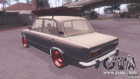VAZ 2106 Tuning Rat Style for GTA San Andreas right view