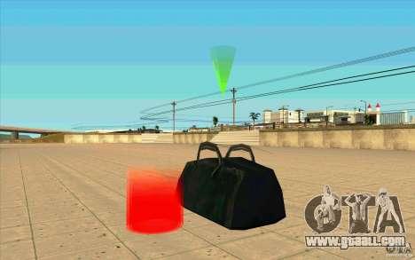 U.S.A.F. Cargo for GTA San Andreas forth screenshot