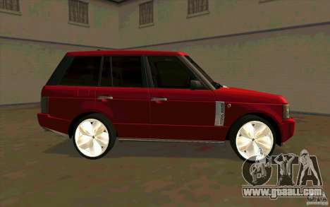SPC Wheel Pack for GTA San Andreas second screenshot