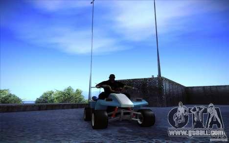 Quad Bike Custom for GTA San Andreas