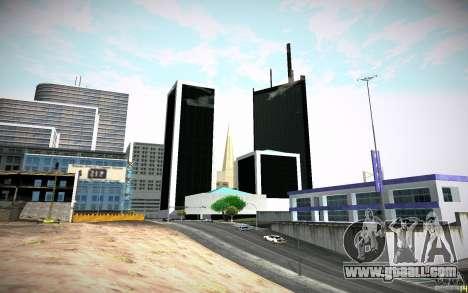 ENB Black Edition for GTA San Andreas second screenshot