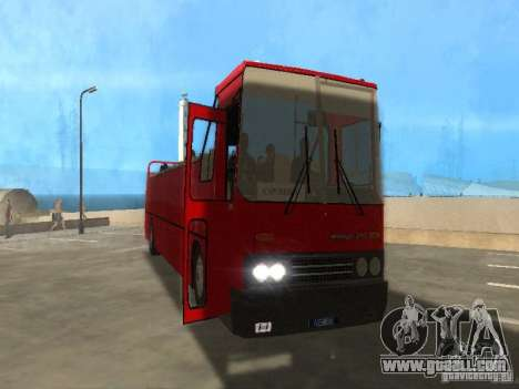 IKARUS 250 convertible for GTA San Andreas
