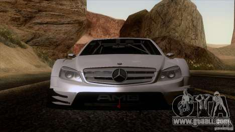 Mercedes Benz C-Class Touring 2008 for GTA San Andreas right view