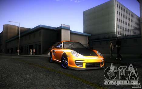 Porsche 911 GT2 RS 2012 for GTA San Andreas side view