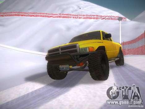 Dodge Ram Prerunner for GTA San Andreas