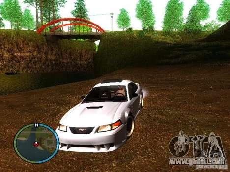 Saleen S281 for GTA San Andreas