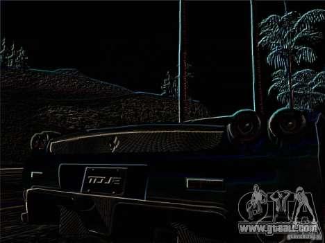 NegOffset Effect for GTA San Andreas third screenshot