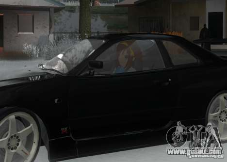 Anime Characters for GTA San Andreas fifth screenshot