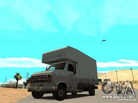 New Mule for GTA San Andreas
