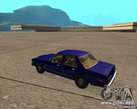 Dodge Aspen 1979 for GTA San Andreas right view