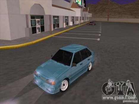 ВАЗ 2114 Casino for GTA San Andreas