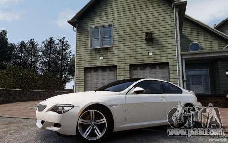 BMW M6 2010 v1.4 for GTA 4