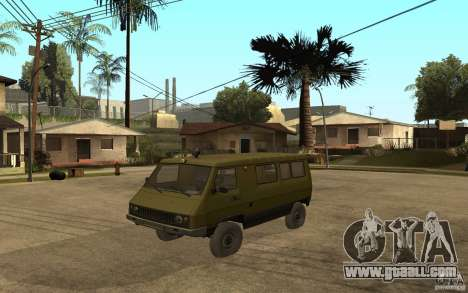 UAZ 3972 for GTA San Andreas
