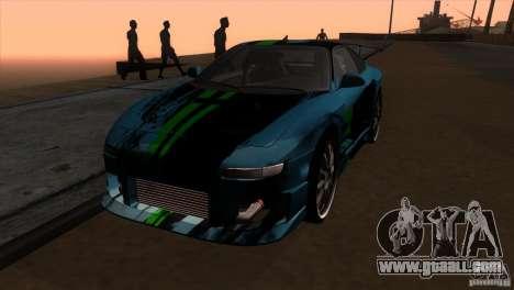 Toyota MR2 Drift for GTA San Andreas