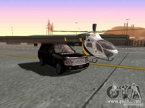 ENB Series by JudasVladislav v2.1 for GTA San Andreas sixth screenshot