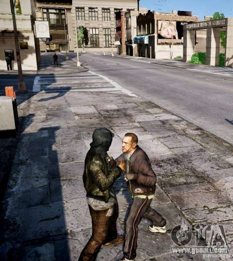 Bad Niko for GTA 4 fifth screenshot