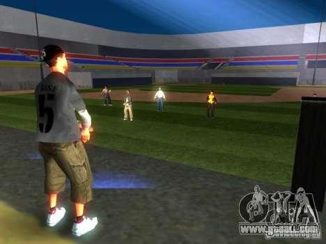 Concert of the AK-47 v 2.5 for GTA San Andreas forth screenshot