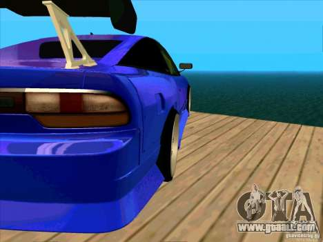 Nissan 240SX Drift Team for GTA San Andreas left view