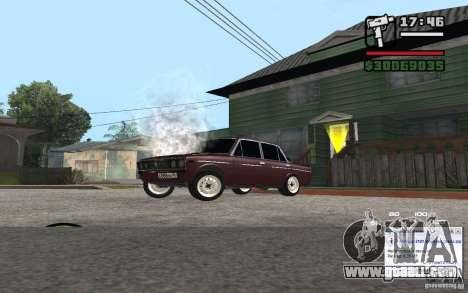CAMZum beta available from GTA 5 for GTA San Andreas forth screenshot