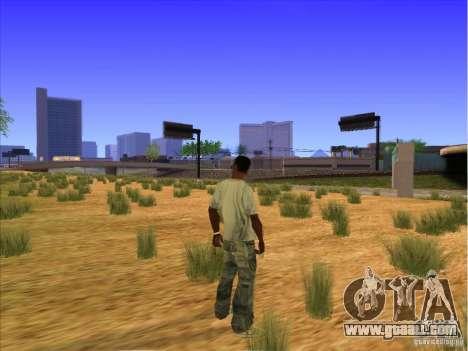 ENBseries v.0.075 for GTA San Andreas