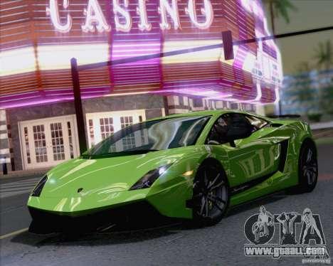 SA_NGGE ENBSeries v1.1 for GTA San Andreas