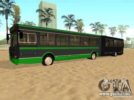 LIAZ 6212 for GTA San Andreas back view