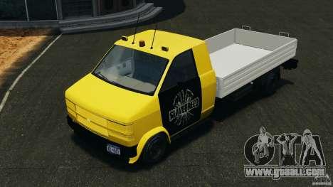Chevrolet Yankee v1.0 [Beta] for GTA 4 interior