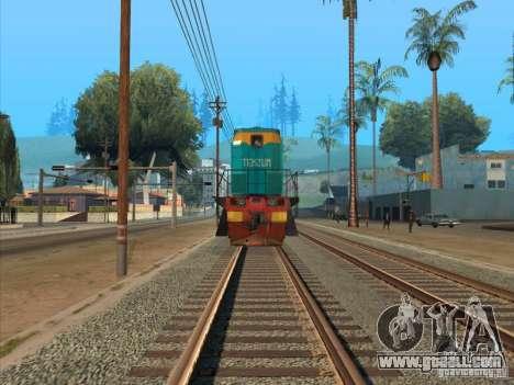Tem2um-420 for GTA San Andreas left view