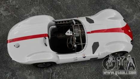 Maserati Tipo 60 Birdcage for GTA 4 right view