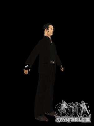 Skinpak Yakuza for GTA San Andreas second screenshot