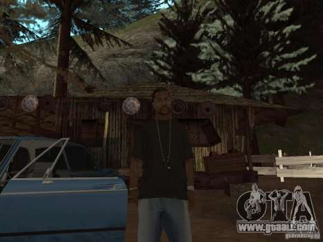 Xzibit for GTA San Andreas